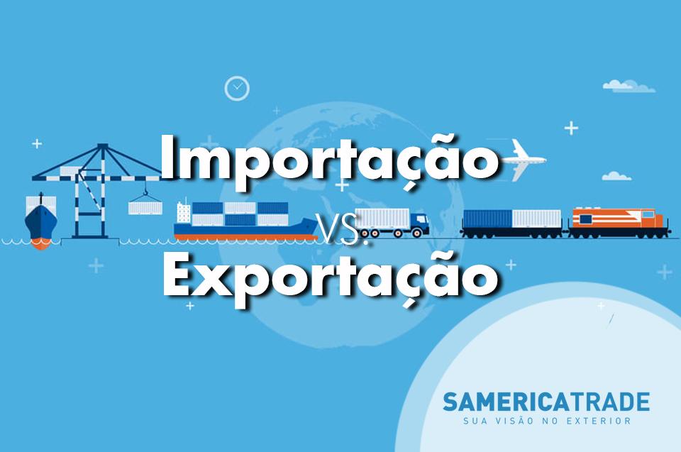 Importação Vs Exportação