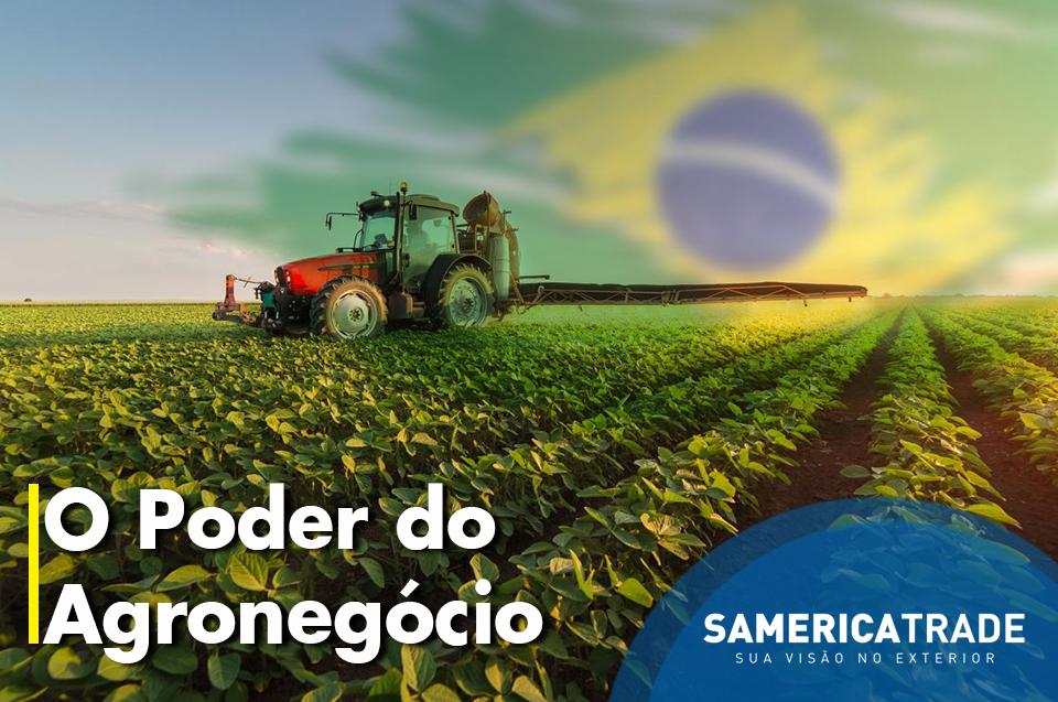 Conheça O Poder Do Agronegócio