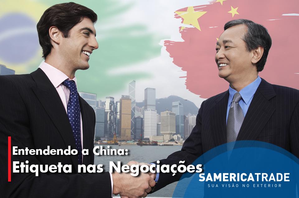 Entendendo A China: Como Se Comportar Em Negociações