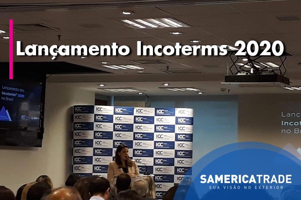 Lançamento Incoterms 2020