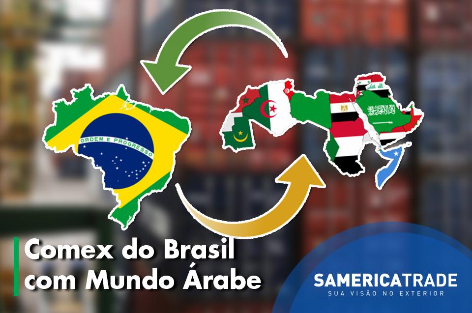 Crescimento Da Relação Comercial Entre Brasil E Mundo Árabe