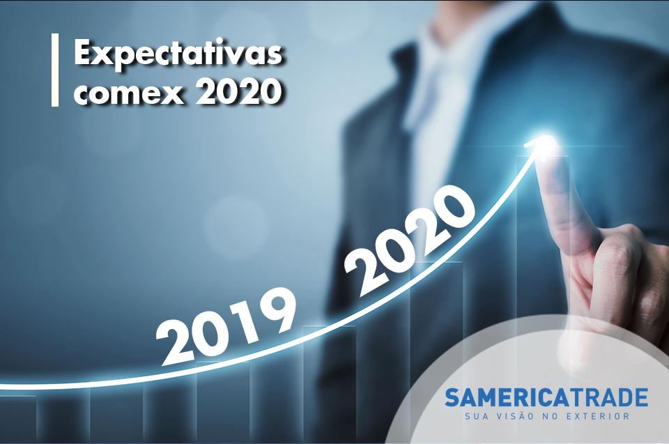 Expectativas Para O Comércio Exterior 2020
